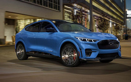 Lộ diện chiếc xe SUV điện có khả năng tăng tốc nhanh nhất hiện nay