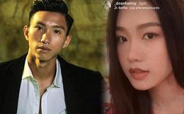 Thí sinh hot nhất nhì Hoa Hậu Việt Nam 2020 có động thái đầu tiên giữa tin đồn hẹn hò Văn Hậu, còn nam cầu thủ?