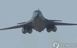 Mỹ tiến hành tập trận và trinh sát quanh bán đảo Triều Tiên