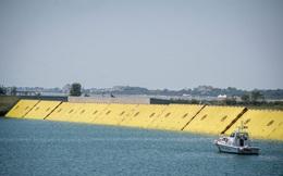 Hệ thống đê chắn lũ hàng tỷ euro lần đầu đi vào hoạt động ở Venice