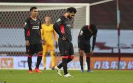 Chủ quan khinh địch, Liverpool thất bại kinh hoàng 2-7 dưới tay Aston Villa
