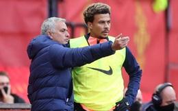 """Tottenham """"đánh tennis"""" trên sân của M.U, HLV Mourinho hả hê"""