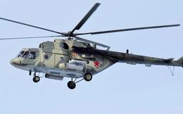 Với tên lửa dẫn đường và giáp nâng cấp, trực thăng Mi-171Sh của Nga đang lột xác