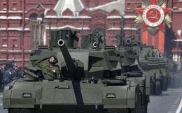 Siêu tăng mới của Nga sẽ bắn được tên lửa siêu vượt âm?