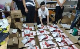 Nhóm tội phạm Trung Quốc 'hô biến' điện thoại cũ thành smartphone Huawei, nửa năm bán hơn 7.000 chiếc