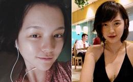"""So ảnh mặt mộc với khi make up của Hải Tú để thấy nét đẹp """"gà nhà"""" Sơn Tùng M-TP đỉnh thế nào"""
