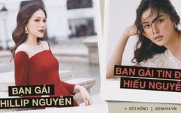 Soi điểm chung giữa 2 gái xinh lọt vào mắt xanh của các thiếu gia nhà tỷ phú Johnathan Hạnh Nguyễn