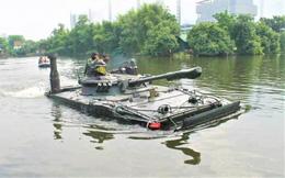 BMP-3F Indonesia nhập khẩu từ Nga có gì đặc biệt?
