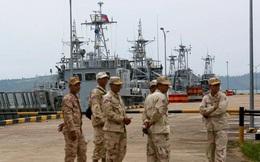 Campuchia bác tin đồn phá cơ sở quân sự Mỹ vì Trung Quốc