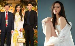 Hot girl Hoa hậu VN 2020 bị đồn yêu cậu út nhà tỷ phú Johnathan Hạnh Nguyễn là ai?