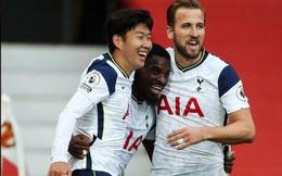 Tottenham có thể vô địch mùa giải này