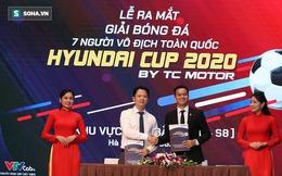 HPL-S8 và thông điệp ý nghĩa từ giải bóng đá 7 người vô địch toàn quốc