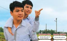 Trường ĐH Y Thái Bình miễn học phí cho nam sinh 10 năm cõng bạn đến trường