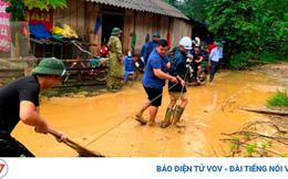 Mưa lớn tại Lào Cai làm 2 người chết
