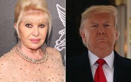 """Vợ cũ Tổng thống Trump: """"Ông ấy chưa từng nghĩ mình sẽ mắc COVID-19"""""""