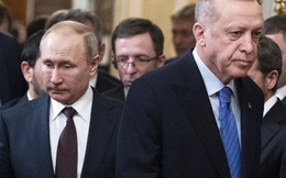 """""""Ngày vui"""" kết thúc ở Syria, TT Putin và TT Erdogan sắp """"đối đầu""""?"""