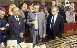 KGB từng phá án tham nhũng lớn
