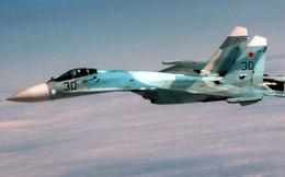 Nga điều tiêm kích chặn 4 máy bay quân sự của Anh trên Biển Đen