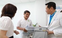 Ông Đoàn Ngọc Hải xin ngưng nhận quà cho trẻ vùng cao, dành thời gian chở bệnh nhân nghèo và hài cốt liệt sĩ