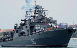 Vì sao tàu ngầm hải quân Mỹ ngán khu trục săn ngầm lớp Udaloy của Nga?