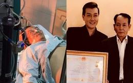 Ca sĩ Tuấn Phương qua đời: Xót xa điều ước của người cha gần 80 tuổi không thành