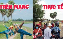 Choáng trước cảnh dân tình đổ xô check-in cây thốt nốt trái tim hot nhất ở An Giang, muốn đến đây trước tiên cần… coi ngày!