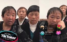 """Bỏ ruộng đồng, 3 thím nông dân trở thành hiện tượng TikTok xứ Trung với biểu cảm bất biến giữa """"dòng trend"""" vạn biến"""