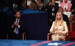 Ái nữ Ivanka Trump tránh xa Nhà Trắng sau khi tổng thống Mỹ trở về