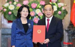 Thứ trưởng Lê Khánh Hải làm Phó Chủ nhiệm Văn phòng Chủ tịch nước