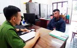 Lâm Đồng: Kẻ tông chết người bỏ trốn ra đầu thú