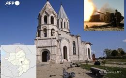 """NÓNG: Nhà báo Nga bị thương sau pháo kích ở Nagorno-Karabakh, """"nín thở"""" chờ phản ứng của Moscow?"""