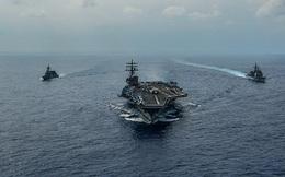 Hải quân Mỹ muốn tăng gần gấp đôi số tàu chiến để đối phó Trung Quốc