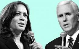 Sức nóng từ cuộc tranh luận duy nhất giữa hai ứng cử viên phó Tổng thống Mỹ