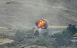 Azerbaijan phóng loạt máy bay không người lái tự sát vào khu vực Nagorno-Karabakh