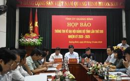 Hủy tư cách đại biểu 2 lãnh đạo bị đưa nhầm vào danh sách dự Đại hội Đảng bộ tỉnh Quảng Bình