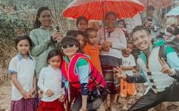 """Đại gia Minh Nhựa và vợ đến Quảng Bình hỗ trợ người dân vùng lũ: """"Mình đến đây vì mình thích và trái tim kêu gọi"""""""