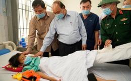 Thủ tướng Nguyễn Xuân Phúc: Tiền hỗ trợ bão lũ phải đến tận tay người dân