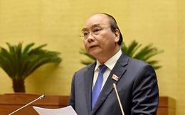Thủ tướng trả lời chất vấn  của nữ đại biểu Ksor H'Bơ Khăp về 'văn hóa từ chức'