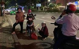 Người phụ nữ đi chữa bệnh bị cướp giật túi xách trên đường