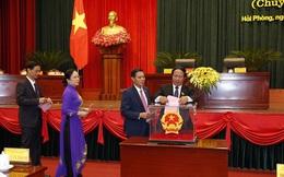 Miễn nhiệm 3 Phó chủ tịch UBND TP Hải Phòng