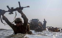 Báo Đài Loan lộ tin Lực lượng Lính thủy đánh bộ Mỹ tới Đài Loan giúp huấn luyện quân đội