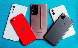 """Những smartphone màn hình """"khủng"""", sạc nhanh đang hạ giá còn dưới 13 triệu đồng"""