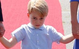 """Những khoảnh khắc """"xin cho tôi được làm thường dân"""" của Hoàng tử bé George khiến các fan vừa thương vừa thấy đáng yêu hết nấc"""
