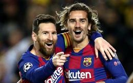 """Quan hệ """"nhạy cảm"""" với Griezmann, Messi bất ngờ bị chỉ trích là độc tài ở Barca"""