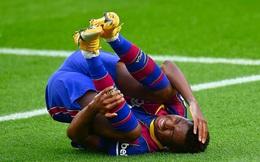 Thần đồng của Barca gặp hạn nặng, nghỉ thi đấu 4 tháng