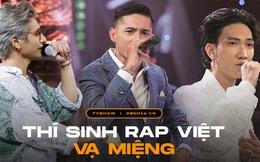 Loạt thí sinh Rap Việt vướng ồn ào vạ miệng: Người thành khẩn nhận lỗi, người cố chấp vì nghĩ mình không sai