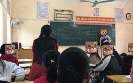 Khi cô giáo quạu 'ai giỏi lên mà dạy đi', nữ sinh lại có pha xử lý quá khéo khiến ai cũng cười bò: Lươn lẹo thế là cùng!