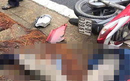 Xe buýt va chạm xe máy trên đèo Prenn Đà Lạt, 1 người chết