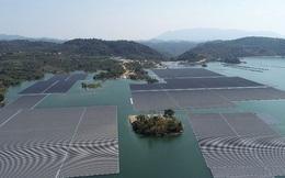 Những dự án điện mặt trời trên mặt nước nghìn tỷ đồng ở Việt Nam