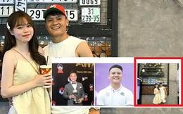 """1 tuần sau scandal """"cắm sừng"""", Quang Hải đặt lại ảnh Huỳnh Anh ở mục đáng chú ý trên Facebook"""